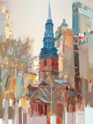 Josef Kote - City of Motion - NYC
