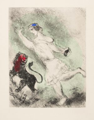 Marc Chagall - MARC CHAGALL