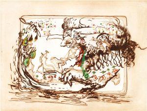 Salvador Dali - Surrealistic Bullfight - Television