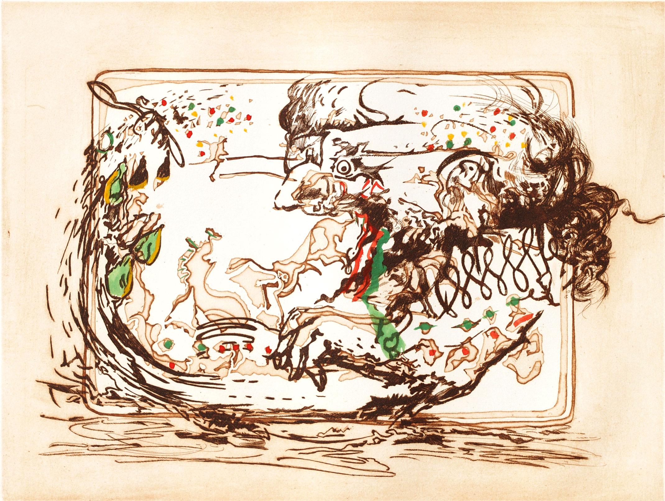 Surrealistic Bullfight - Television