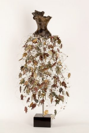 Estella Fransbergen - Sawdust-Fired Torso, Leaf Shoulder