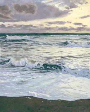 Matthew Cutter - Sunrise and Sea Foam