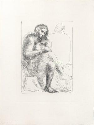 Picasso - Au Bain