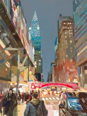 Josef Kote - NYC At Night