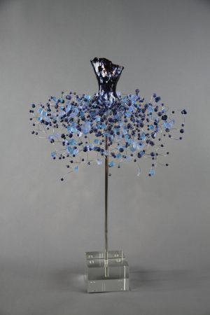 Estella Fransbergen - Blue Clay Torso