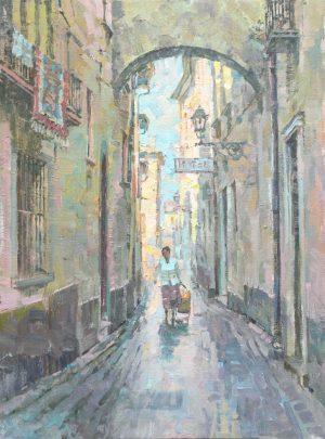 John Michael Carter - Orvieto Street